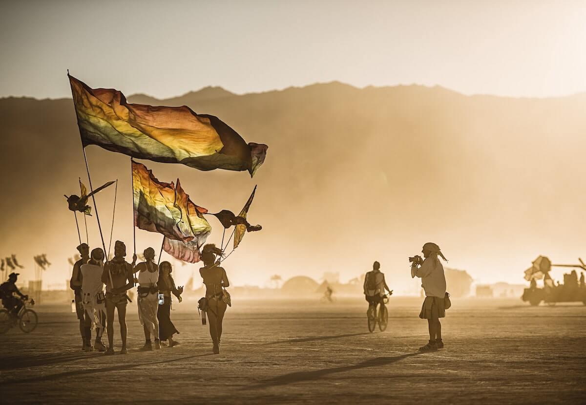 Felsefik Festival Burning Man