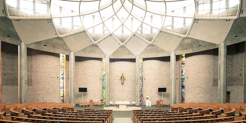 Dünyanın En Modern Kiliseleri