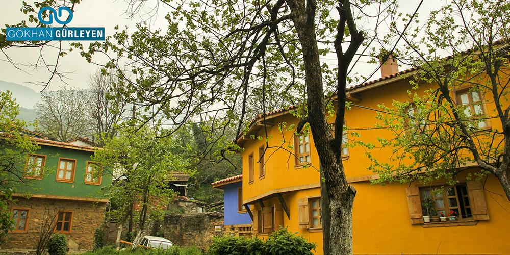 Bursa Cumalıkızık Köyü