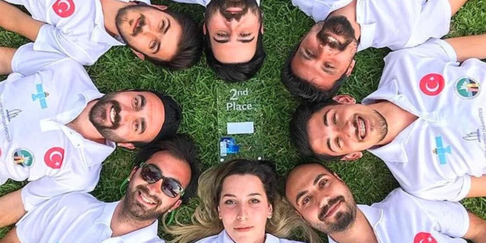 Nasa'nın Yarışmasında Türk Coşkusu