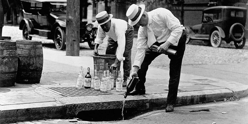 Amerika'da Alkol Yasağı Dönemi