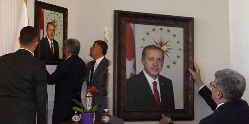 Atatürk Portresi Açıklaması