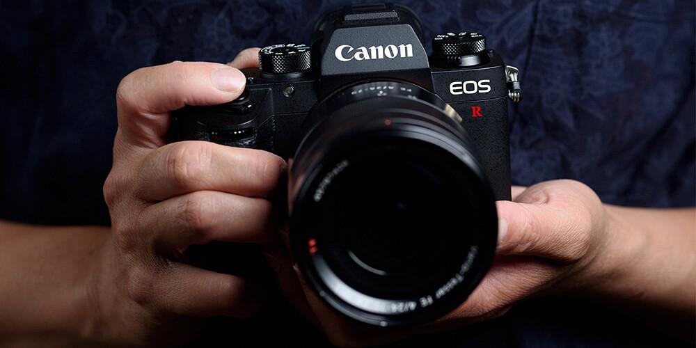 Canon EOS R Tanıtıldı
