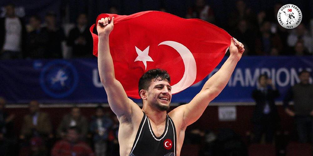 Cengiz Arslan Şampiyon Oldu