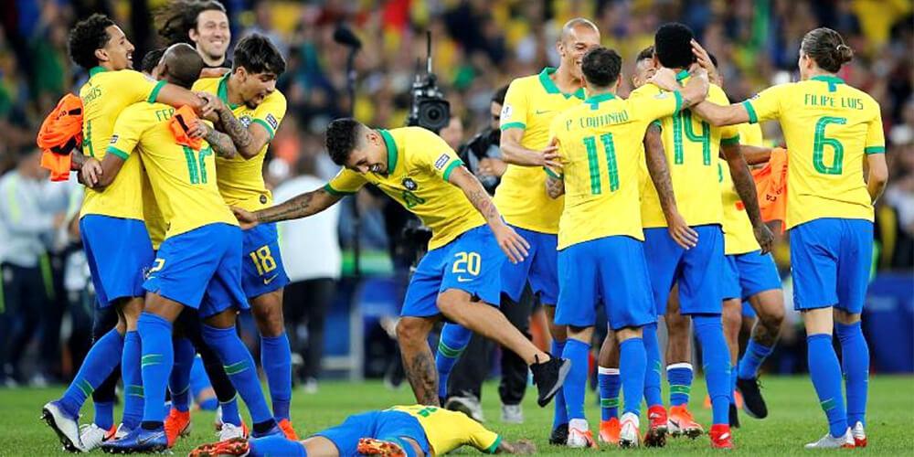 Copa America Şampiyonu Brezilya
