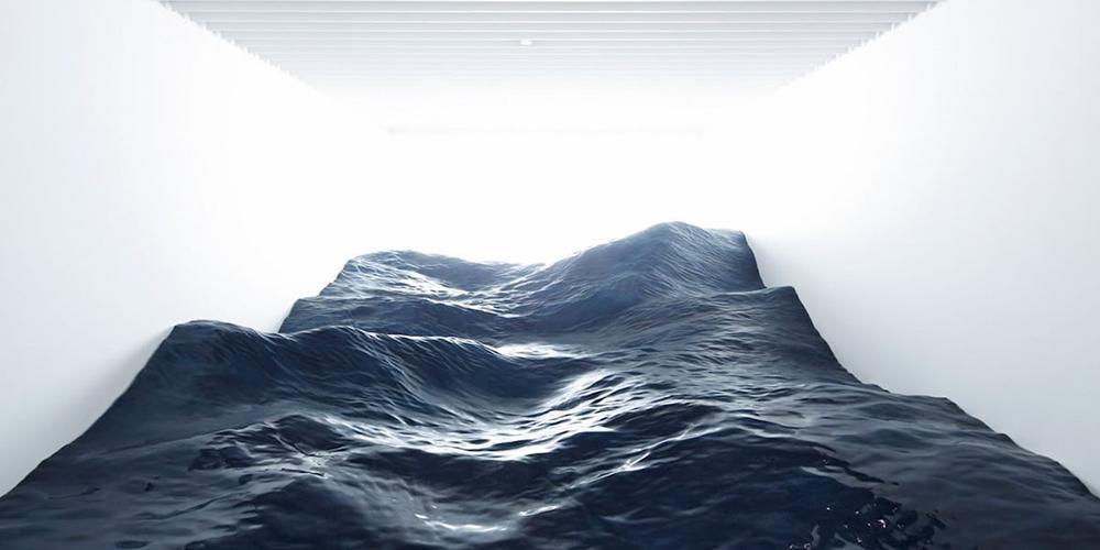 Dört Duvar Arasındaki Okyanus Dalgası