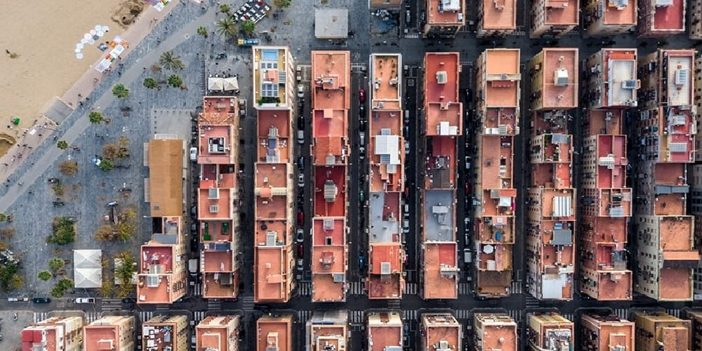 Drone Bakışı Barselona