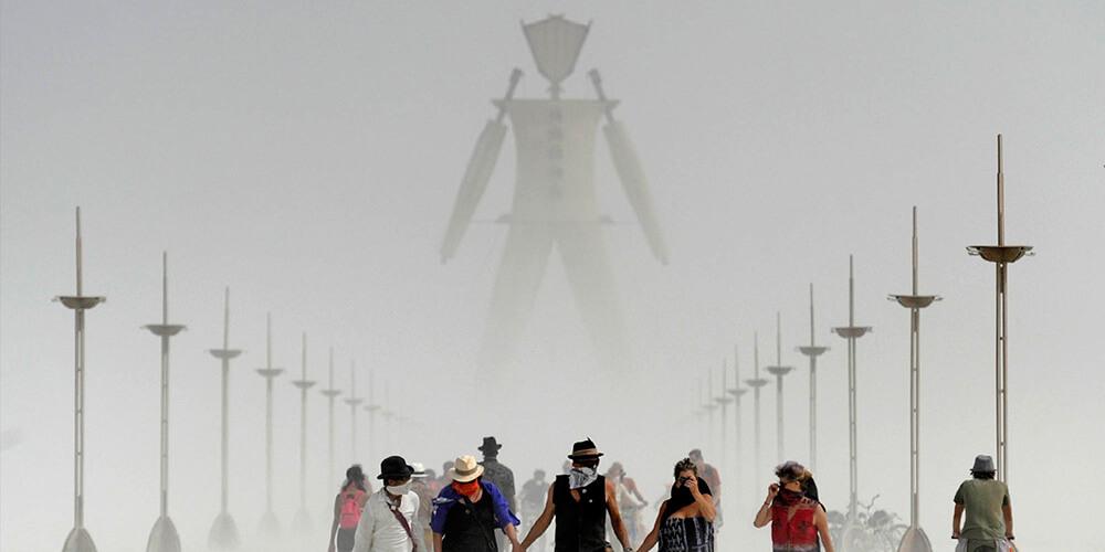 Felsefik Festival: Burning Man