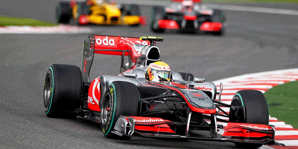 Formula 1'in Efsane Üçlüsü