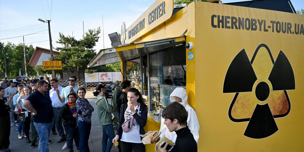 HBO Dizisi Çernobil'de Turizmi Patlattı