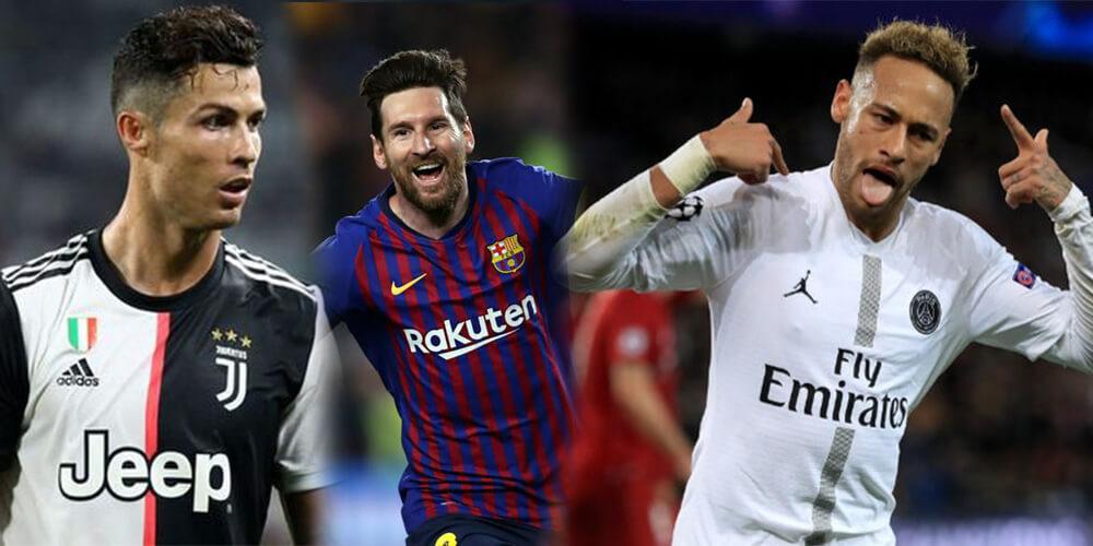 Instagram'da En Popüler 10 Futbolcu