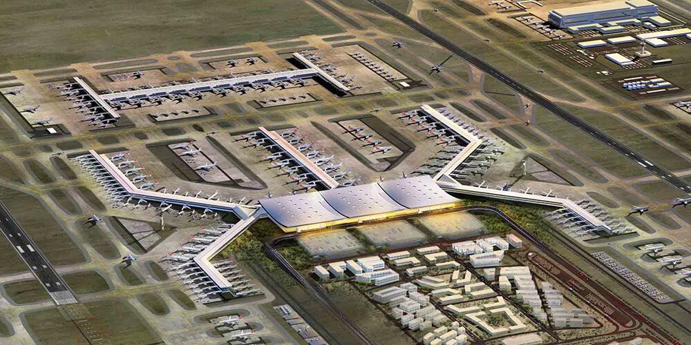 İstanbul Havalimanı Açıldı