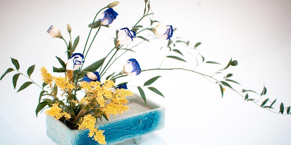 Japon Çiçek Düzenleme Sanatı: İkebana
