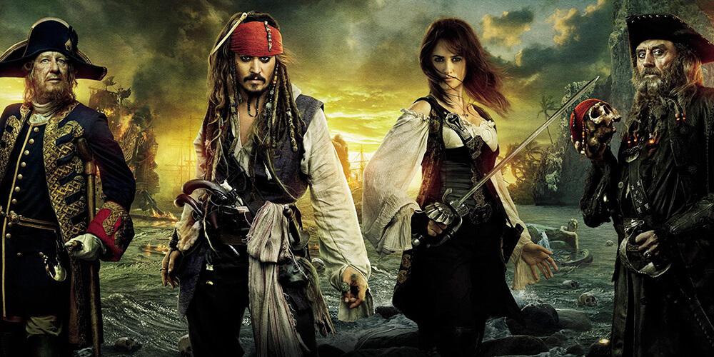 Johnny Depp'siz Karayip Korsanları