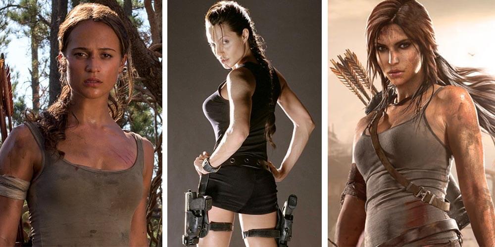 Karakter İncelemesi: Lara Croft