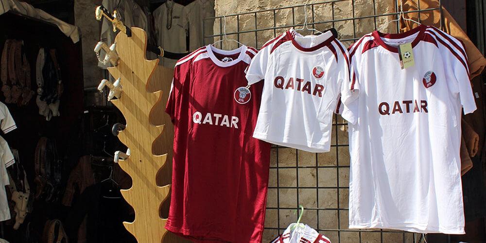 Katar Forması Başına Bela Oldu