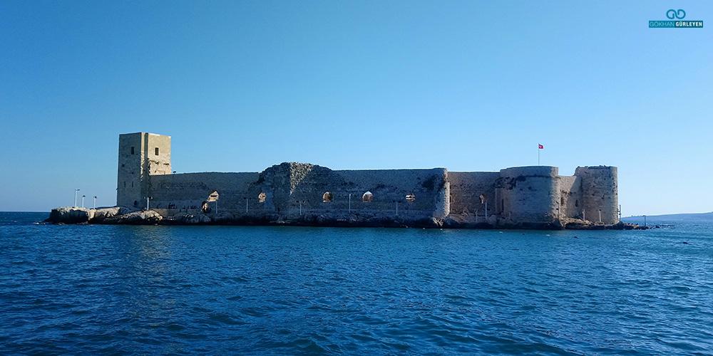 Mersin'de Bir Kale: Kızkalesi