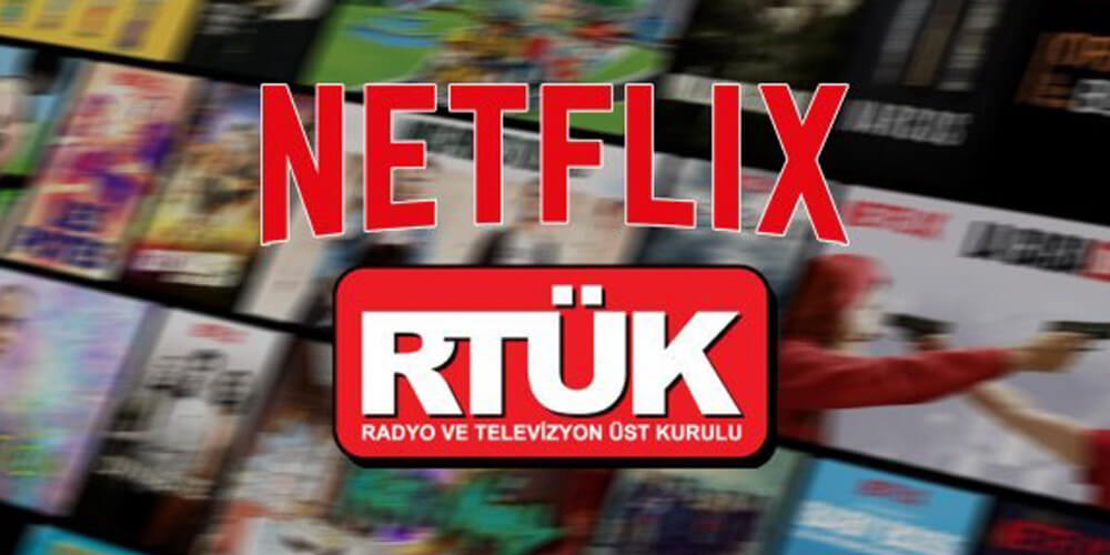 Netflix RTÜK'e Bağlandı