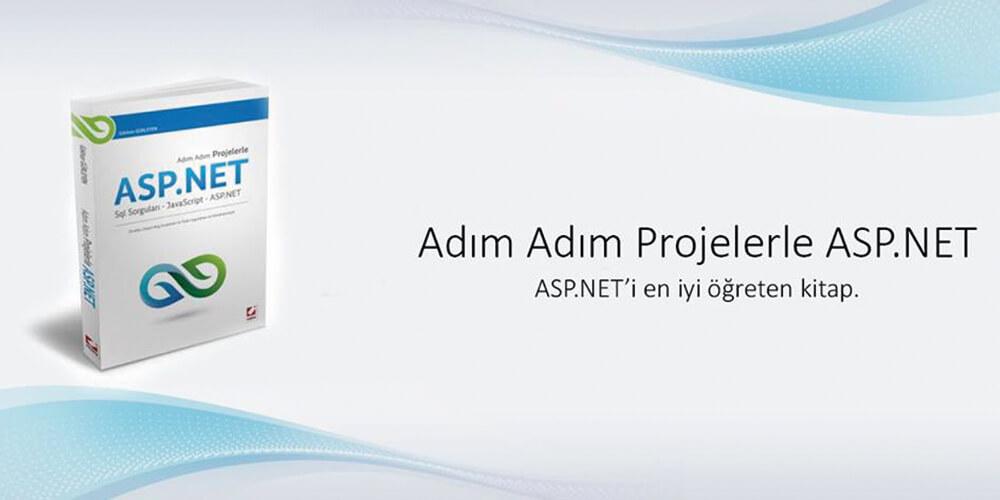 Adım Adım Projelerle Asp.Net