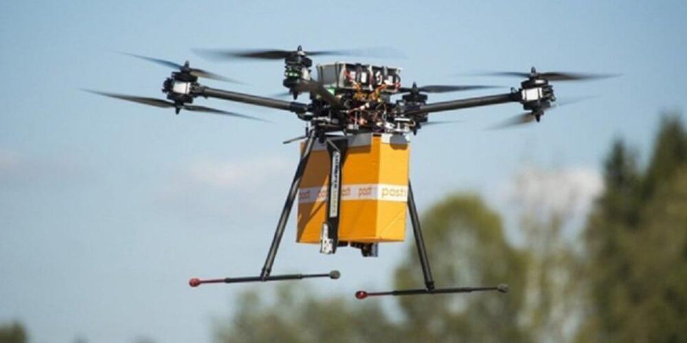 PTT'de Drone Dönemi Başlıyor