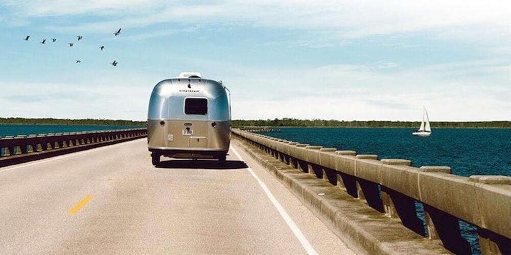 Seyahatlerde Ev Konforu: Airstream Bambi