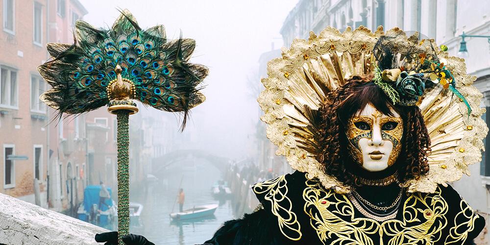 Venedik Karnavalı Göz Dolduruyor