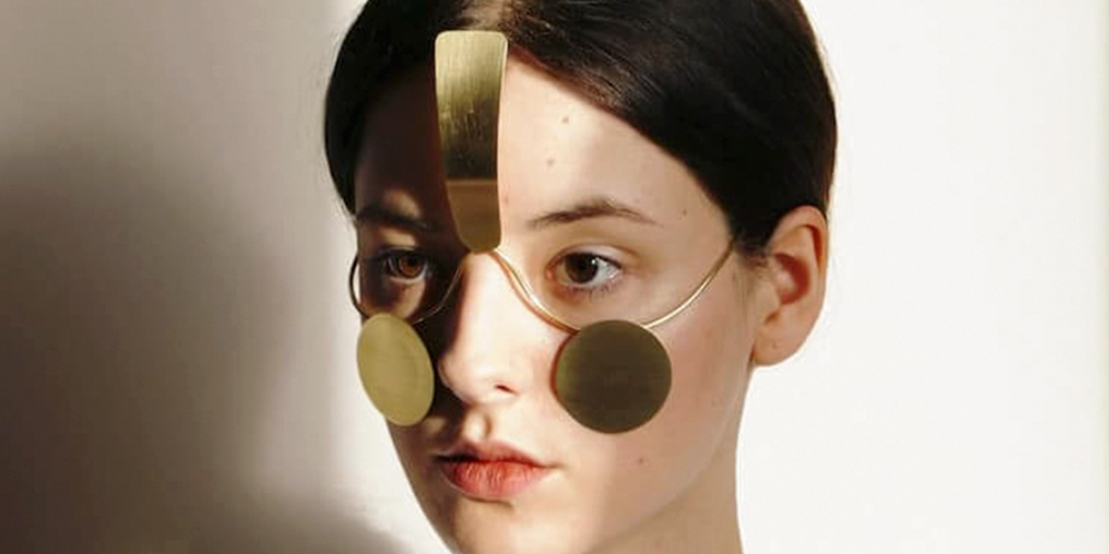 Yüz Tanımayı Engelleyen Metal Maske